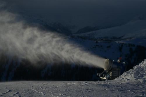 Snježni-top